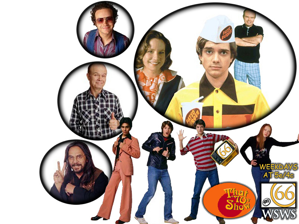 Movies Wallpaper: That 70's Show