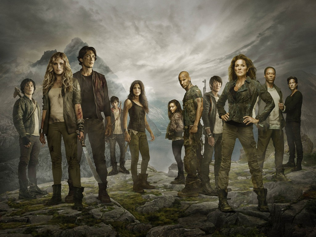 Movies Wallpaper: The 100