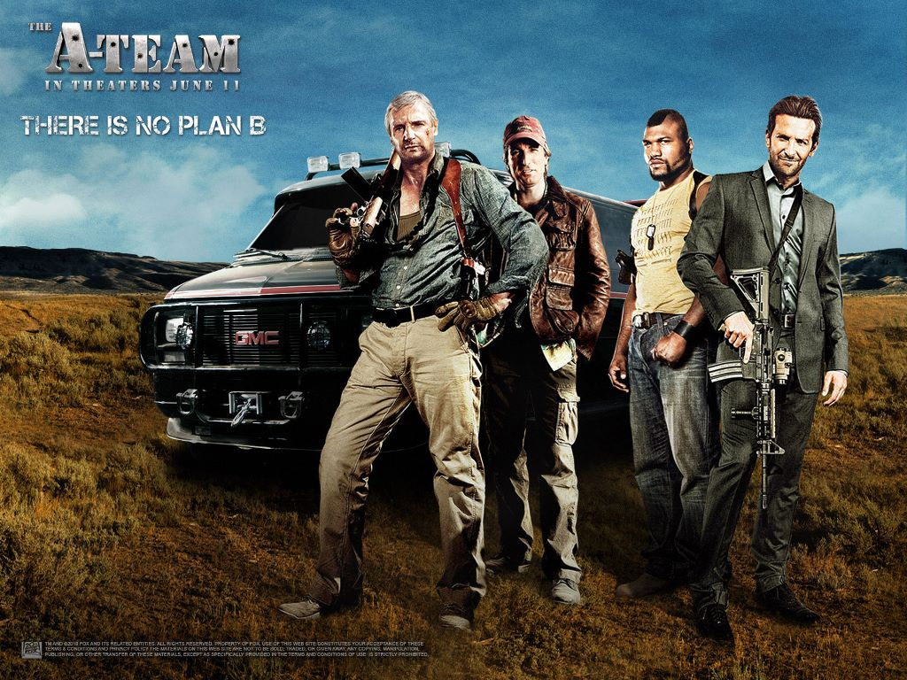 Movies Wallpaper: The A-Team