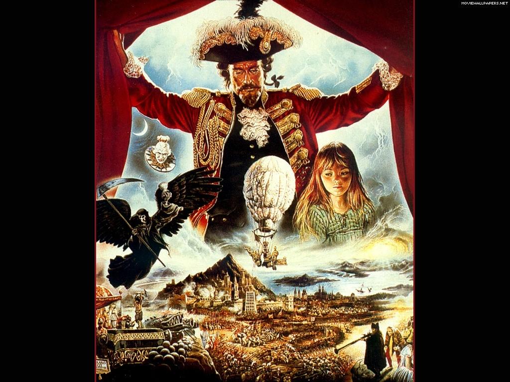 Movies Wallpaper: The Adventures of Baron Munchausen