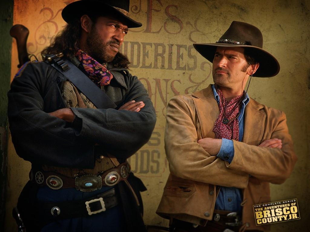 Movies Wallpaper: The Adventures of Brisco County Jr.