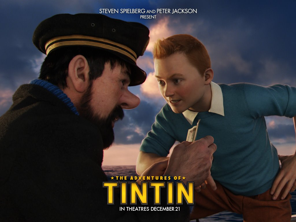 Movies Wallpaper: The Adventures of Tintin