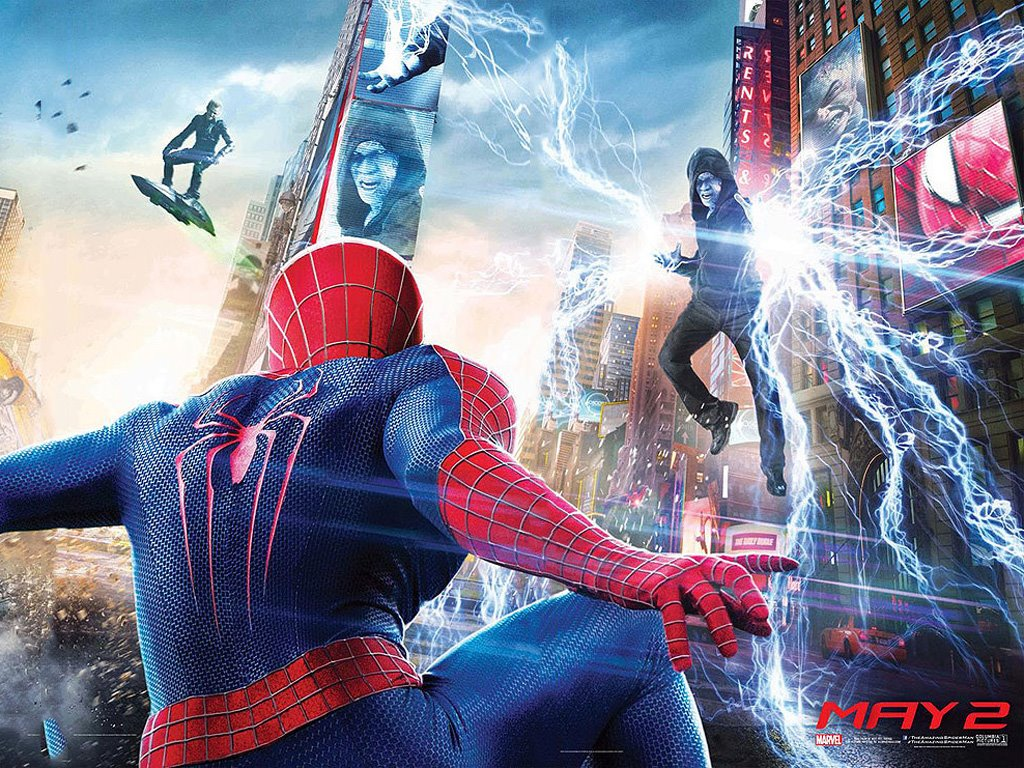 Movies Wallpaper: The Amazing Spider-Man 2