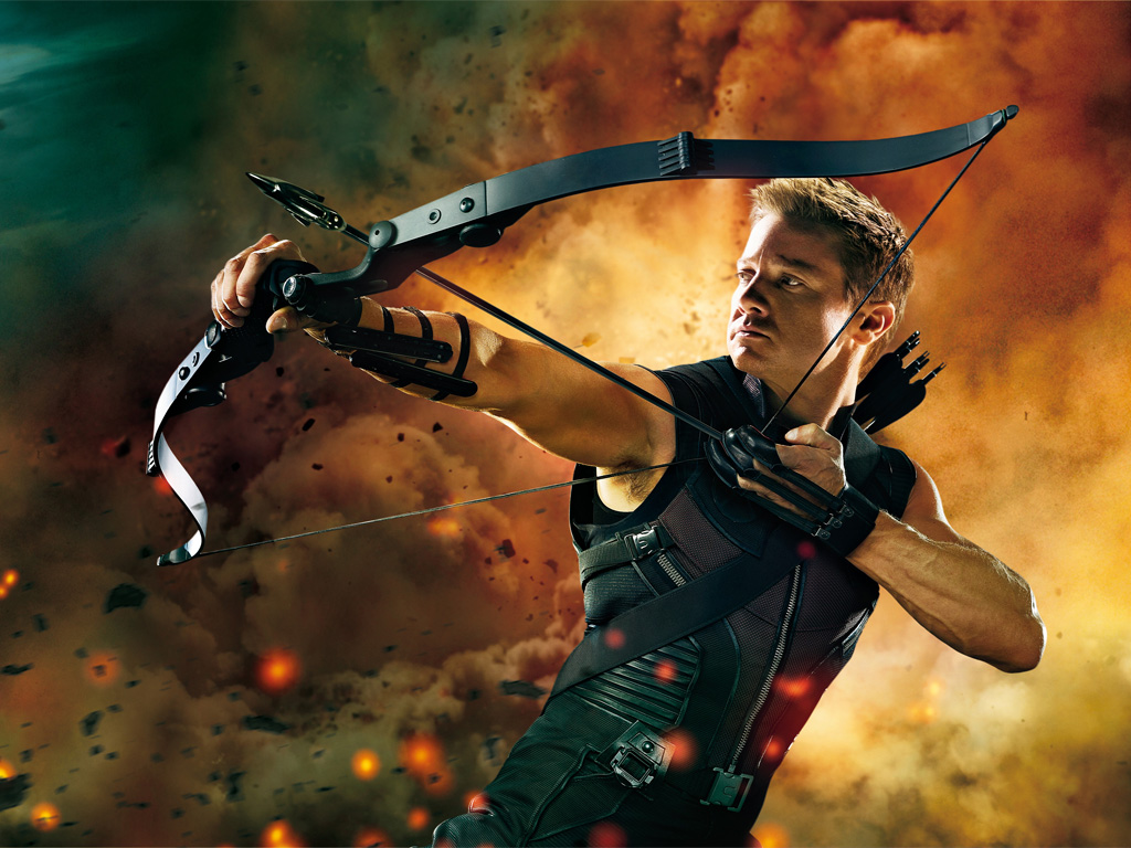 Movies Wallpaper: The Avengers - Hawkeye