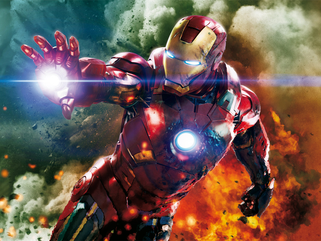 Movies Wallpaper: The Avengers - Iron Man