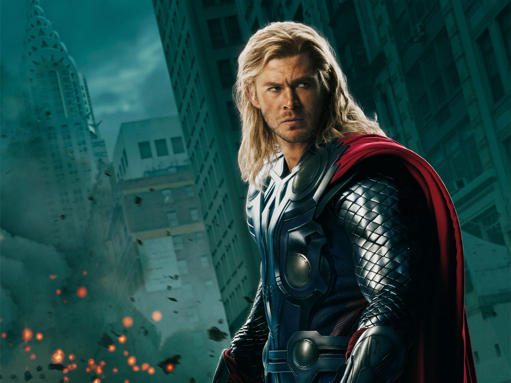 Movies Wallpaper: The Avengers - Thor