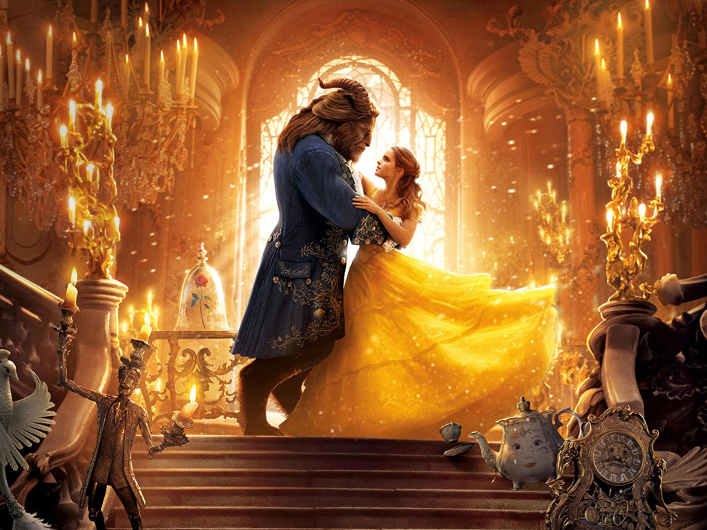 Movies Wallpaper: The Beauty and the Beast