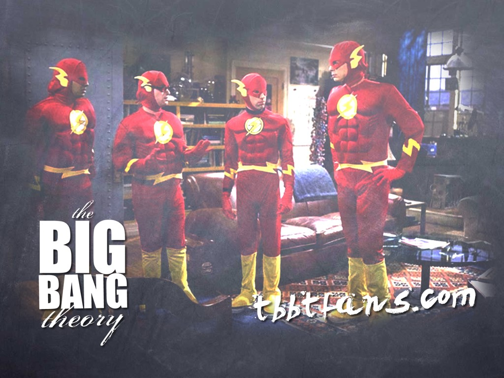 Movies Wallpaper: The Big Bang Theory