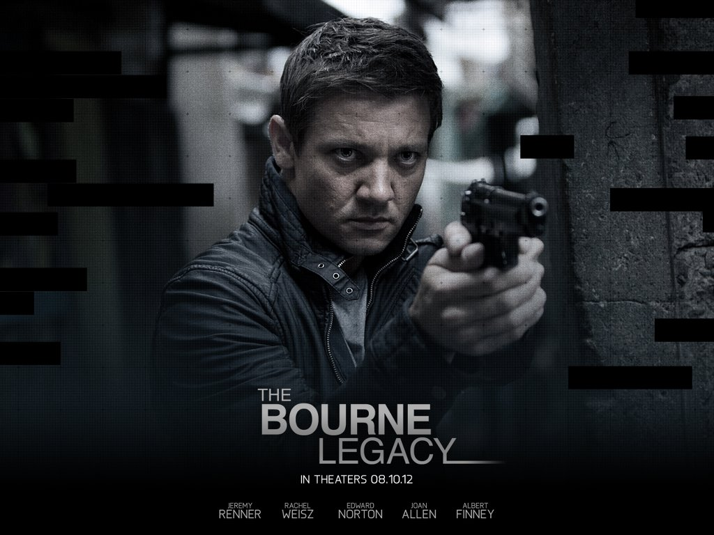 Movies Wallpaper: The Bourne Legacy