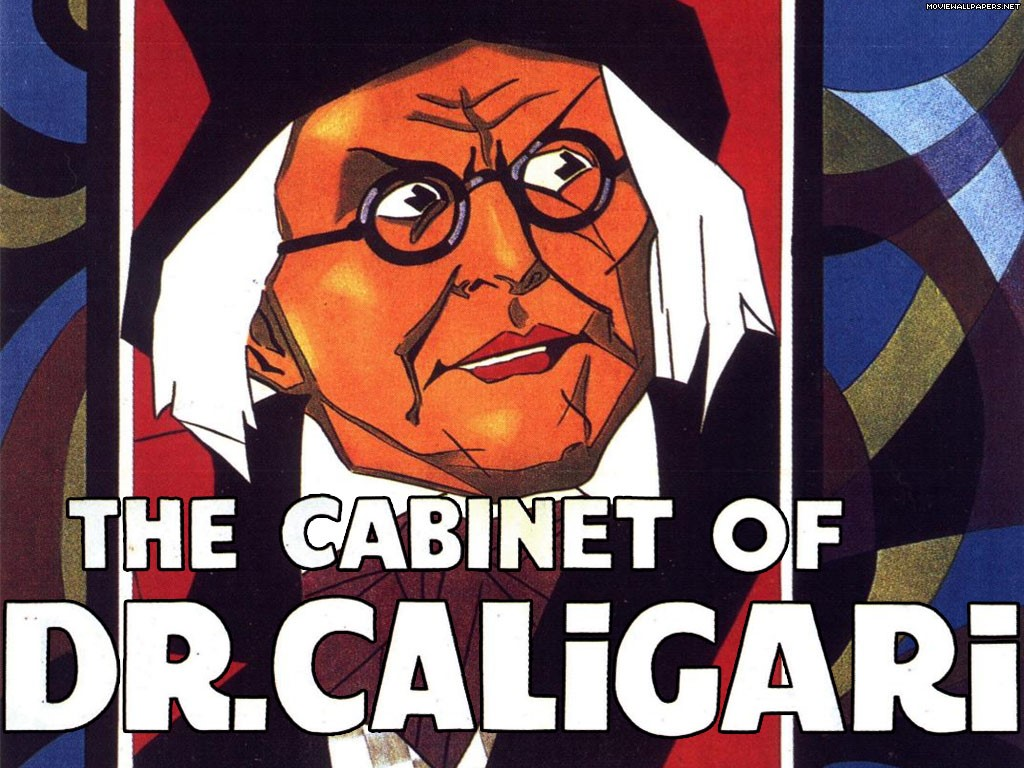 Movies Wallpaper: The Cabinet of Dr. Caligari