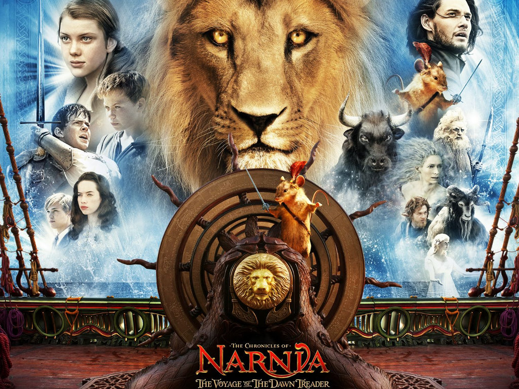 Movies Wallpaper: The Chronicles of Narnia - The Voyage of the Dawn Treader