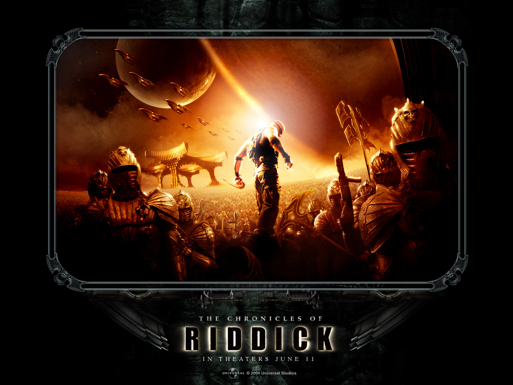 Movies Wallpaper: The Chronicles of Riddick