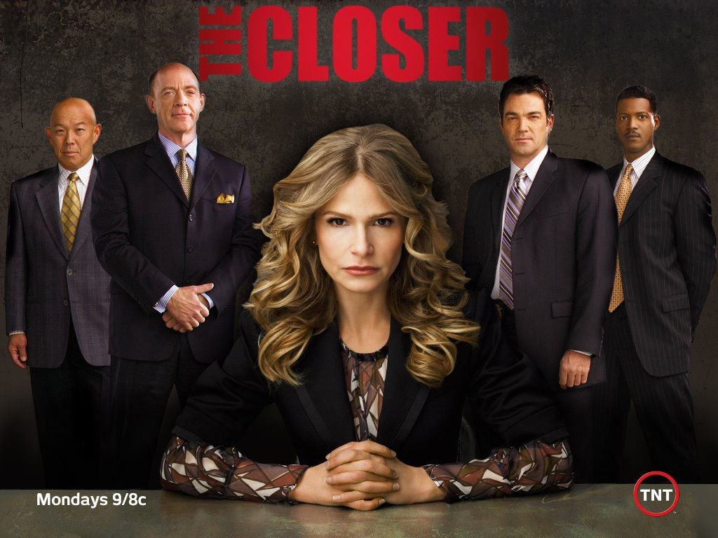 Movies Wallpaper: The Closer