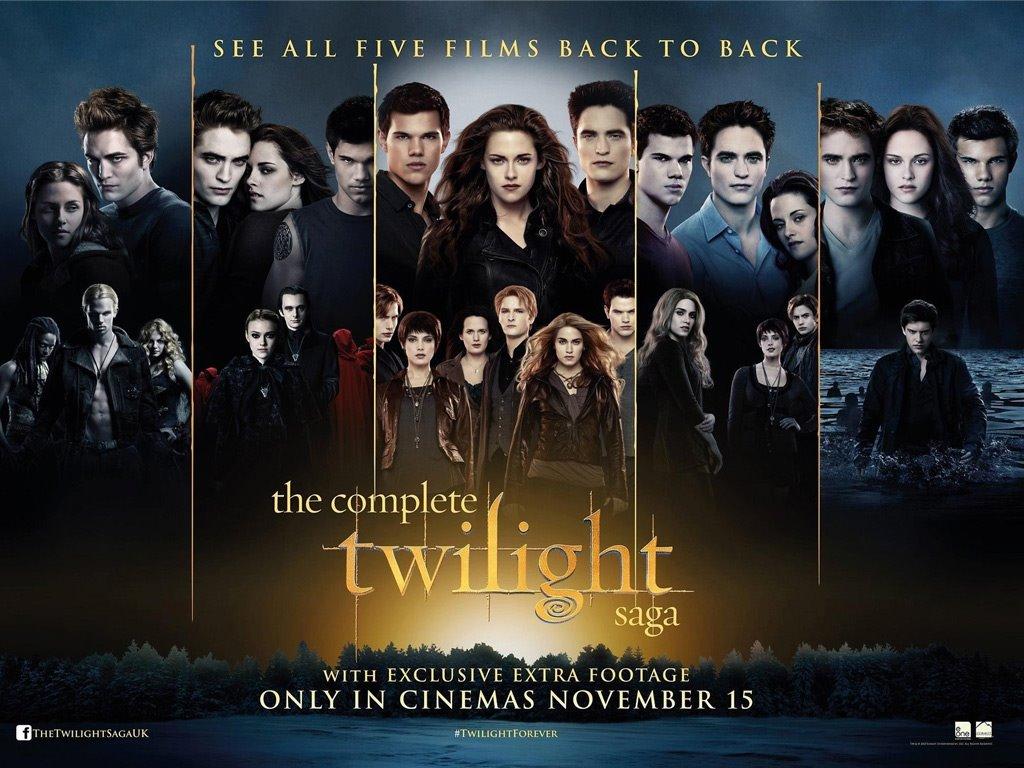 Movies Wallpaper: Twilight - Saga