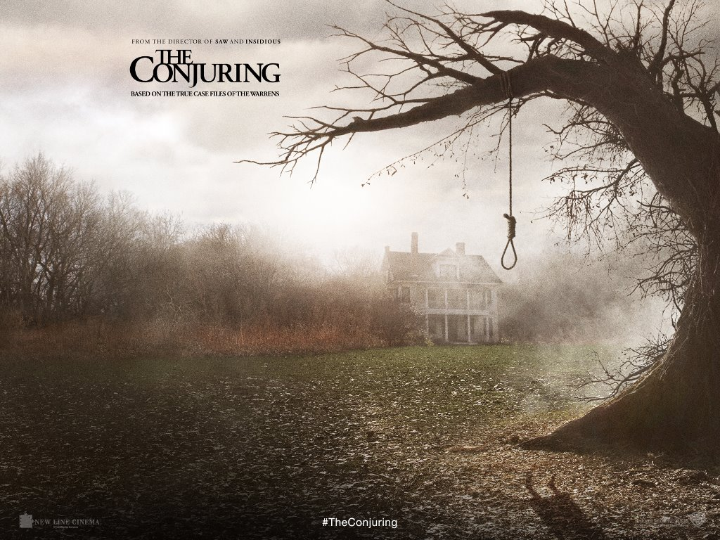 Movies Wallpaper: The Conjuring