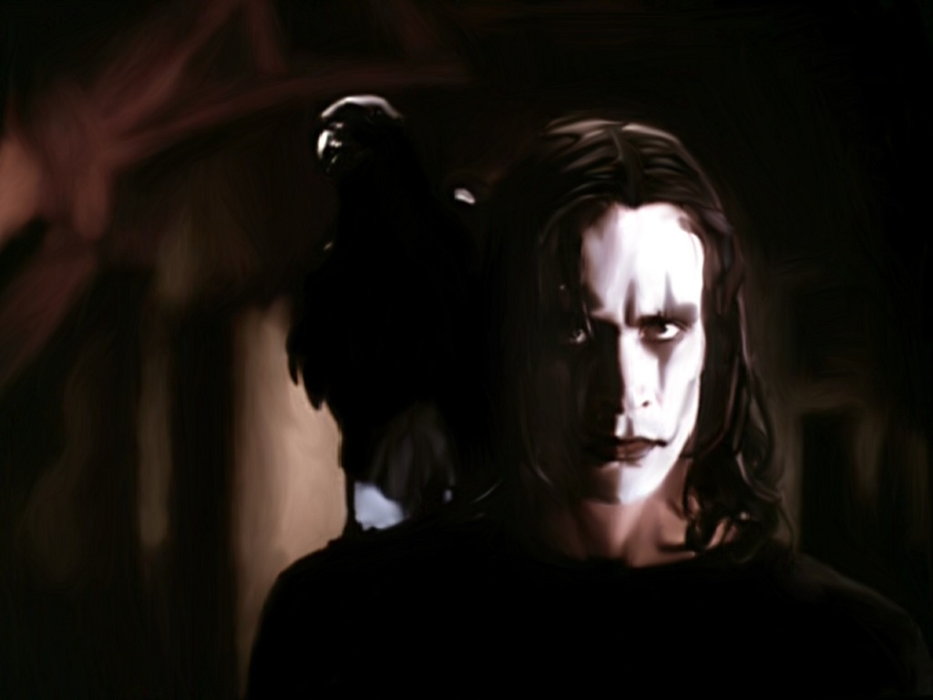 Movies Wallpaper: The Crow