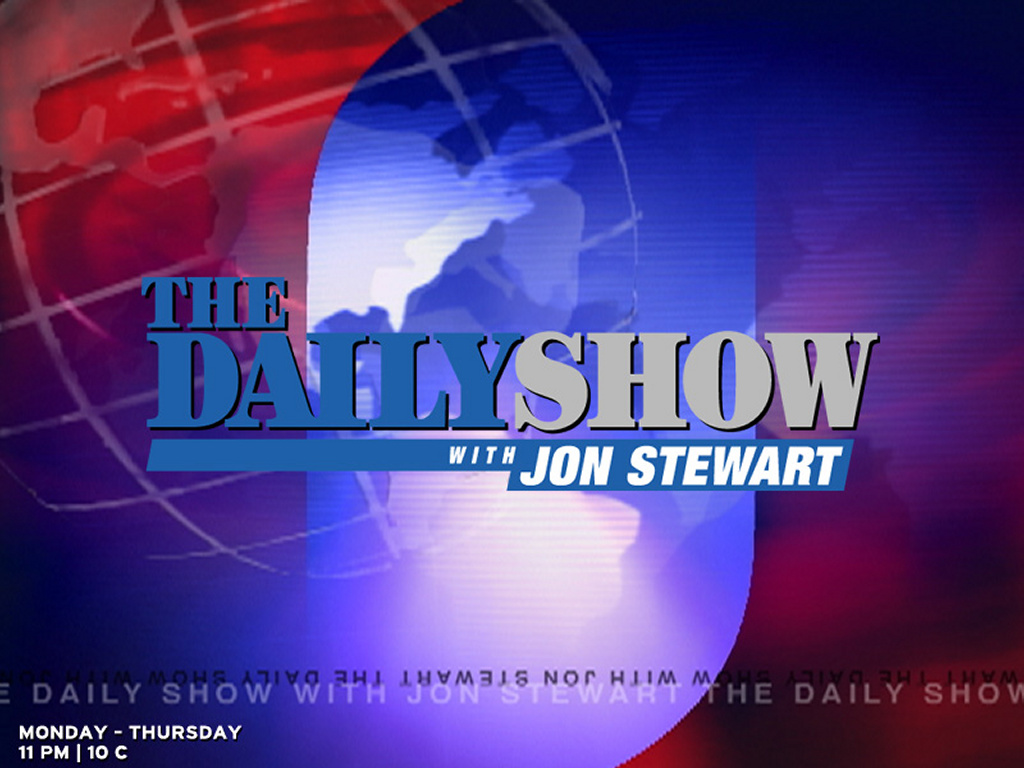 Movies Wallpaper: The Daily Show