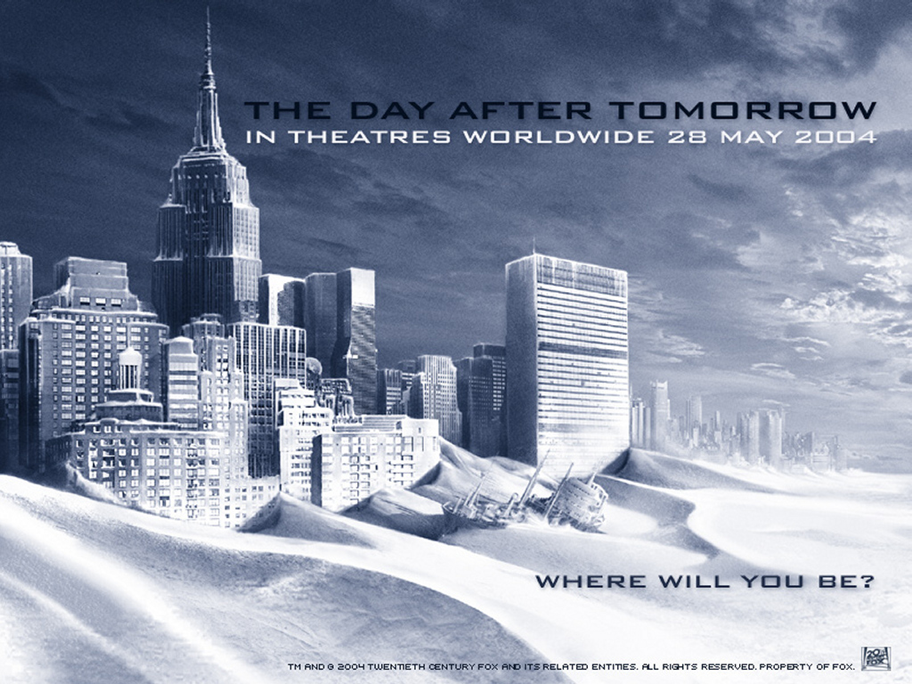 Movies Wallpaper: The Day After Tomorrow