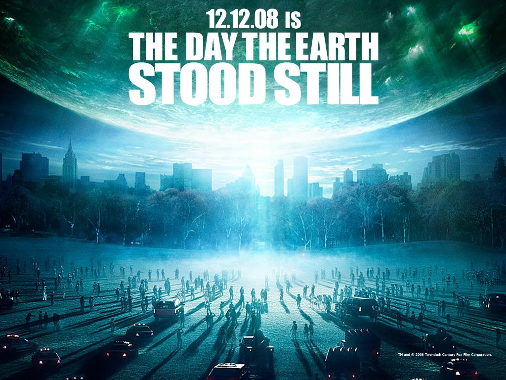 Movies Wallpaper: The Day the Earth Stood Still (2008)