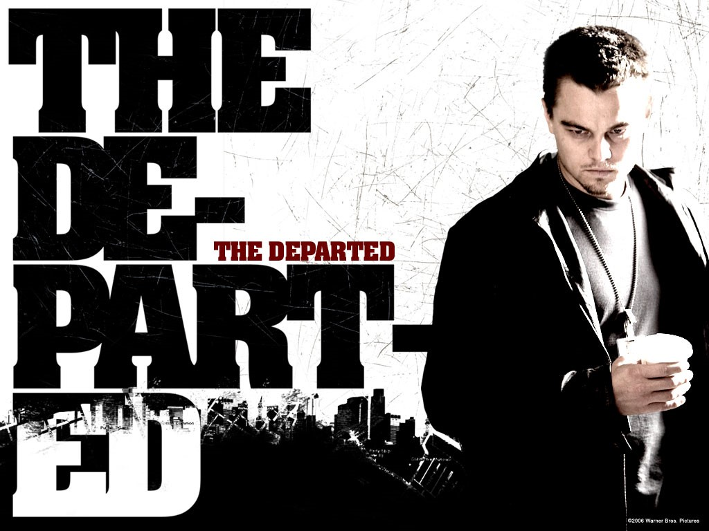Movies Wallpaper: The Departed