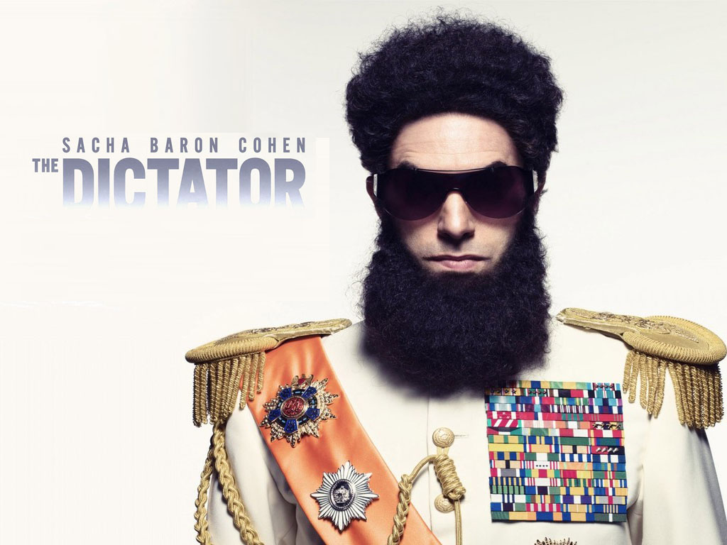Movies Wallpaper: The Dictator