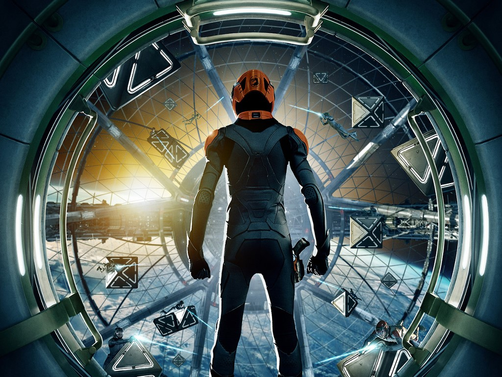 Movies Wallpaper: Ender's Game