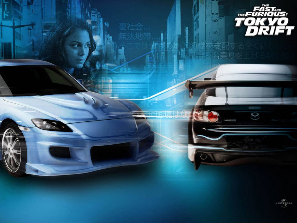 Movies Wallpaper: The Fast and Furious - Tokyo Drift
