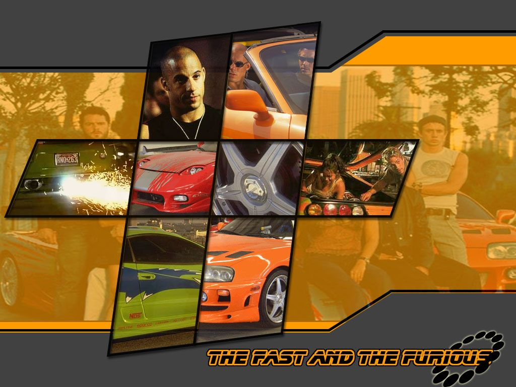 Movies Wallpaper: The Fast and The Furious