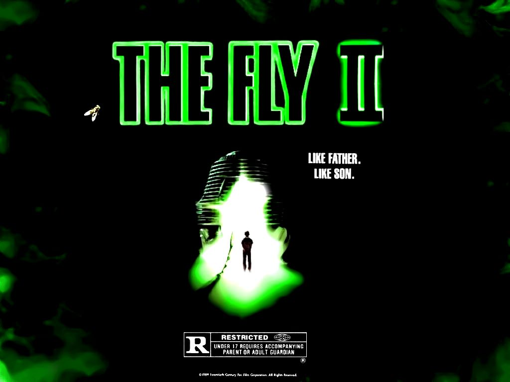Movies Wallpaper: The Fly II