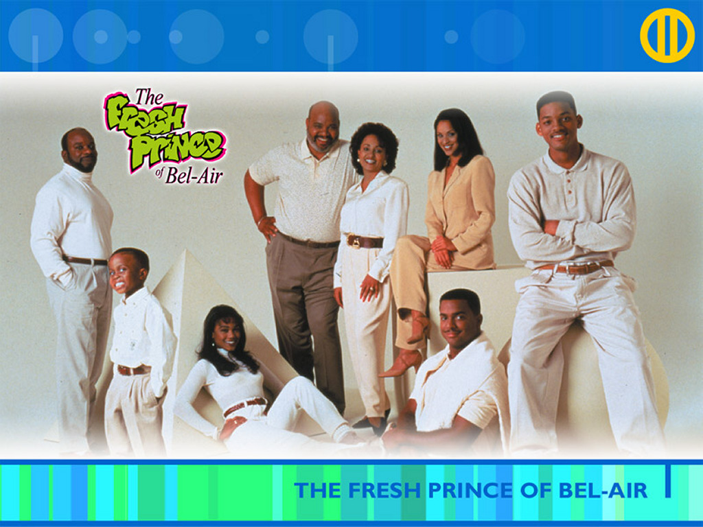 Movies Wallpaper: The Fresh Prince of Bel-Air