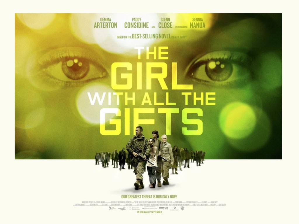Movies Wallpaper: The Girl with All the Gifts
