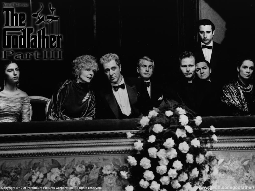 Movies Wallpaper: The Godfather - Part III
