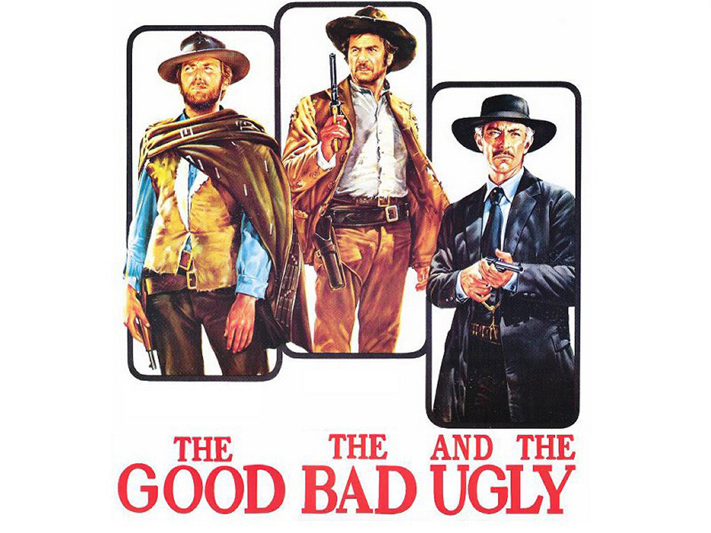 Movies Wallpaper: The Good, the Bad and the Ugly