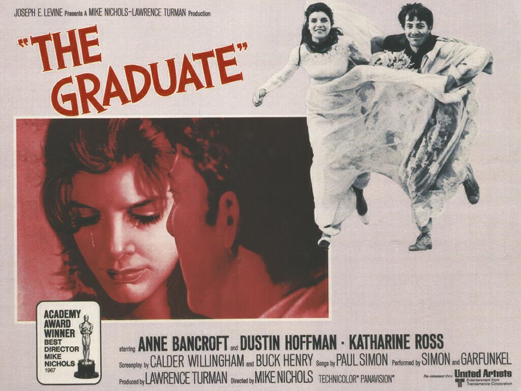 Movies Wallpaper: The Graduate