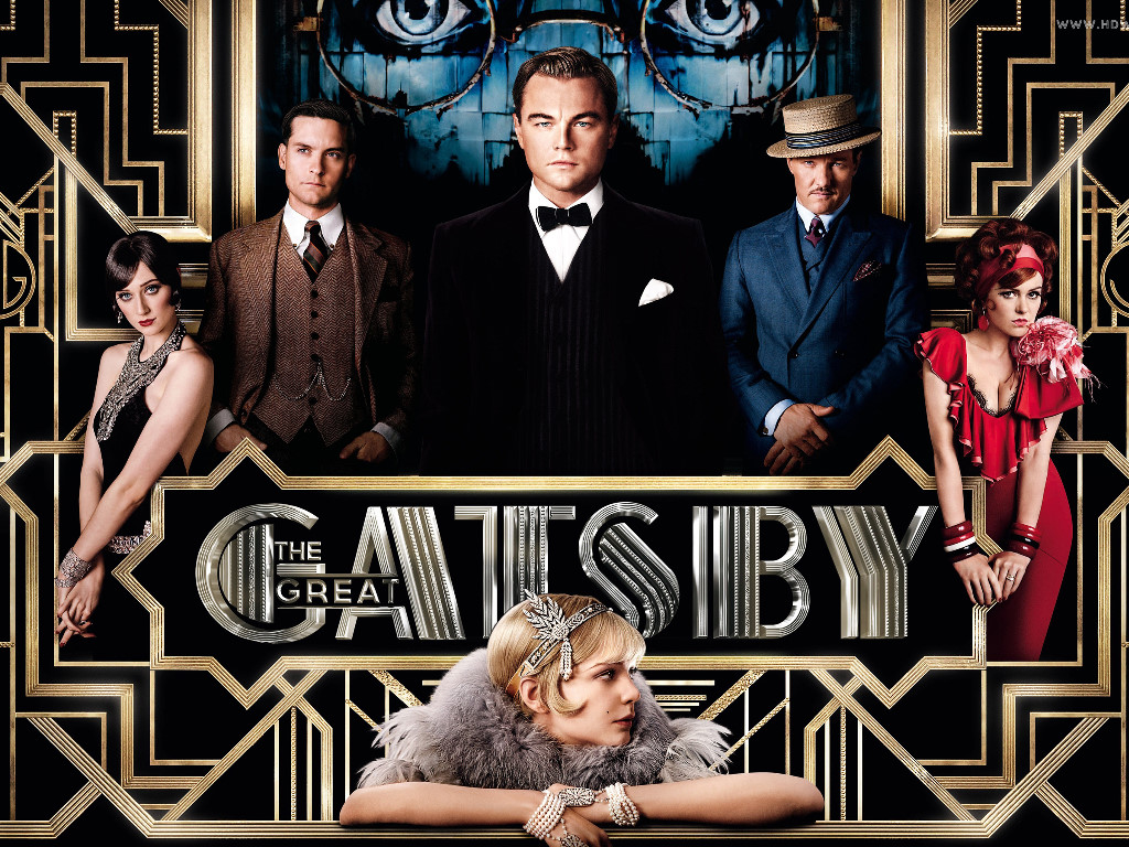 Movies Wallpaper: The Great Gatsby