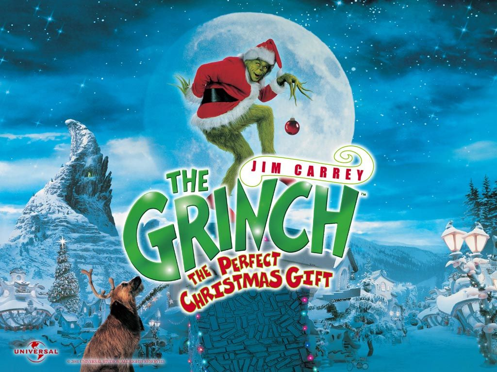 Movies Wallpaper: How the Grinch Stole Christmas