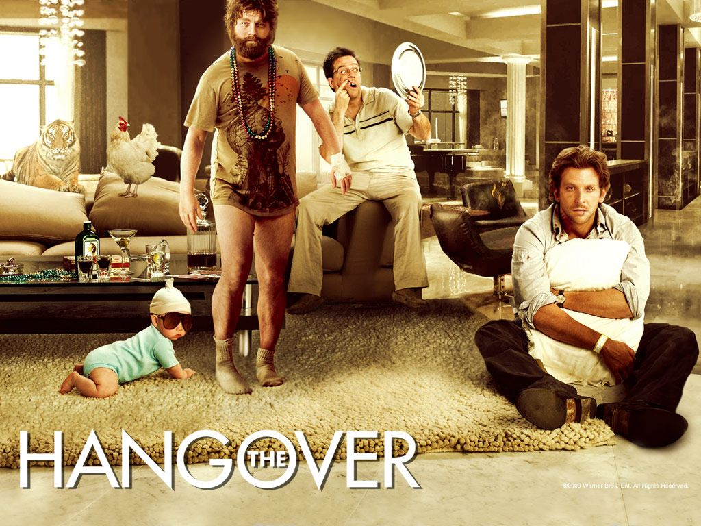 Movies Wallpaper: The Hangover