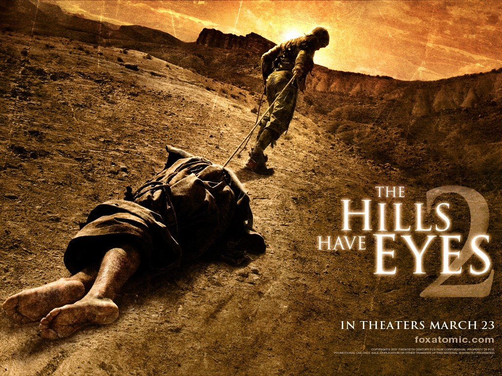 Movies Wallpaper: The Hills Have Eyes 2