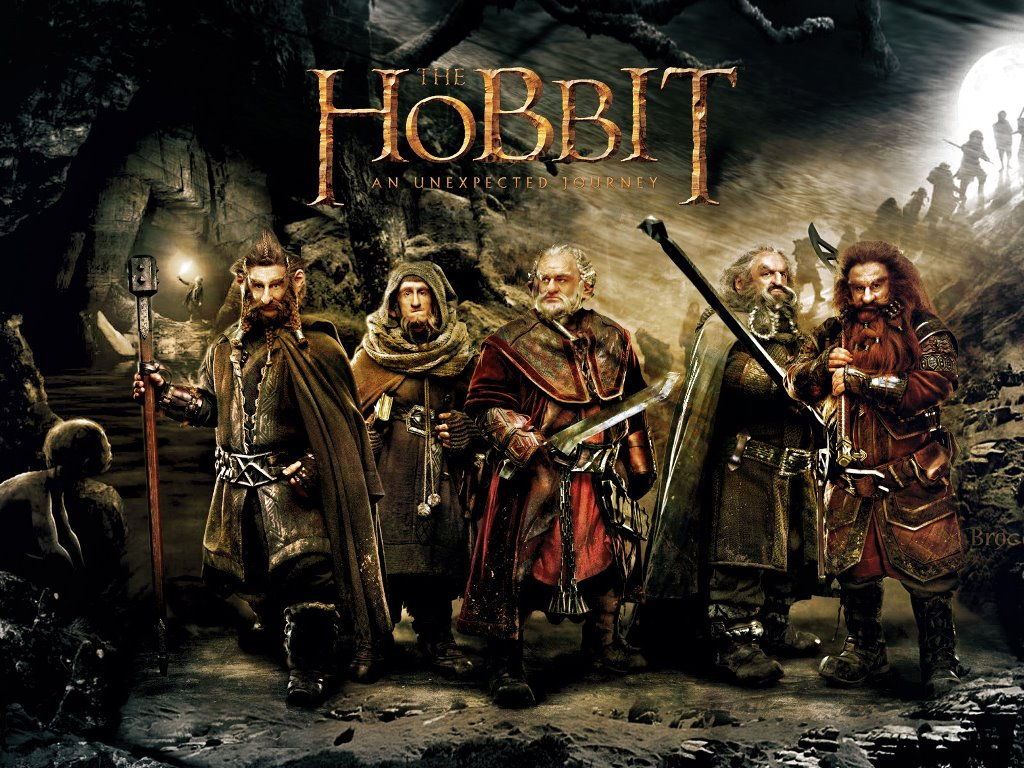 Movies Wallpaper: The Hobbit - An Unexpected Journey