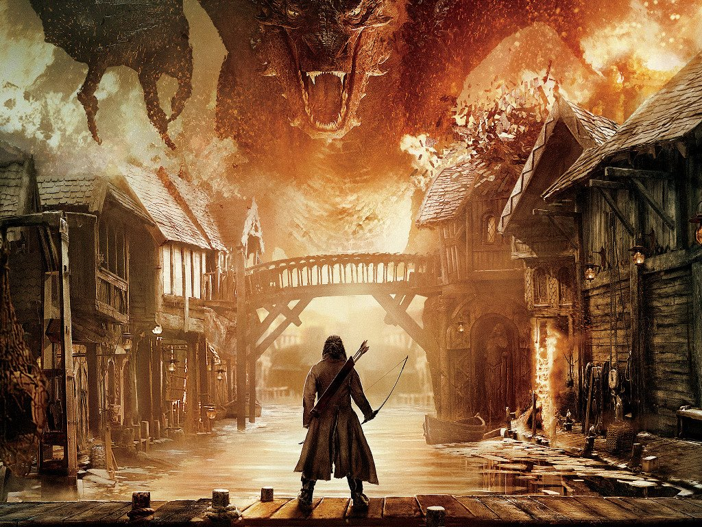 Movies Wallpaper: The Hobbit - The Battle of Five Armies