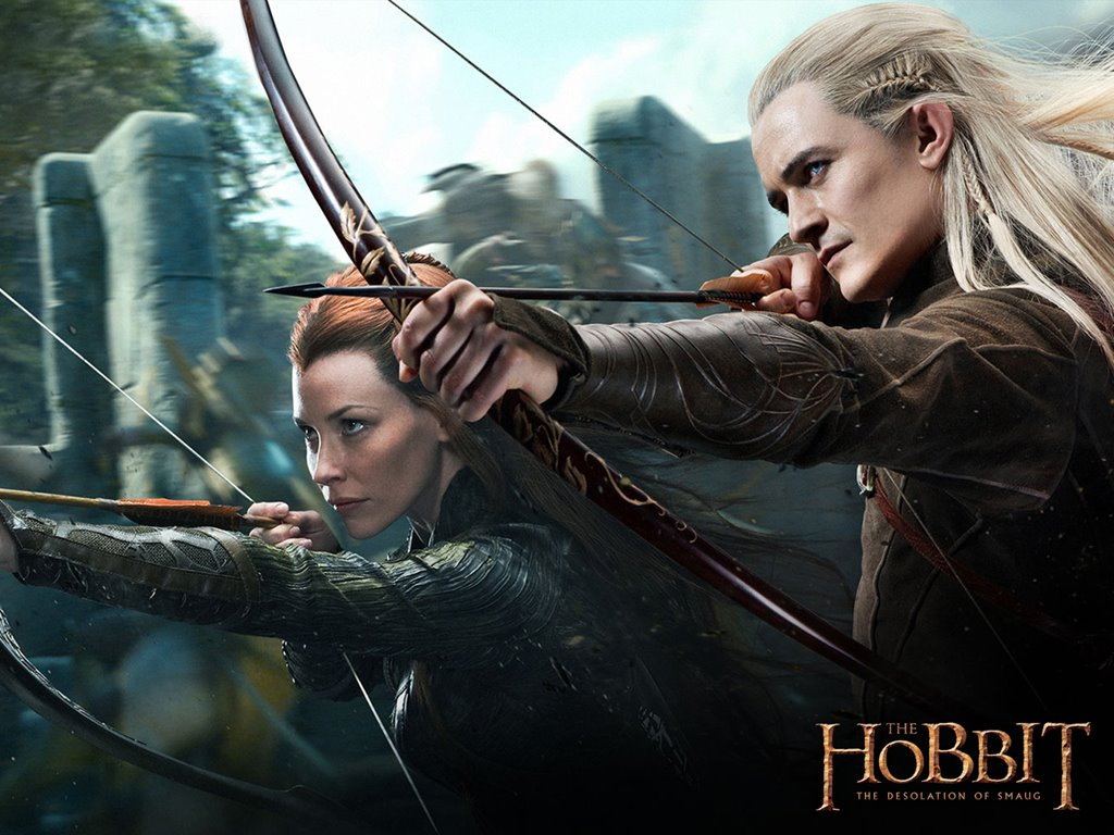 Movies Wallpaper: The Hobbit - The Desolation of Smaug