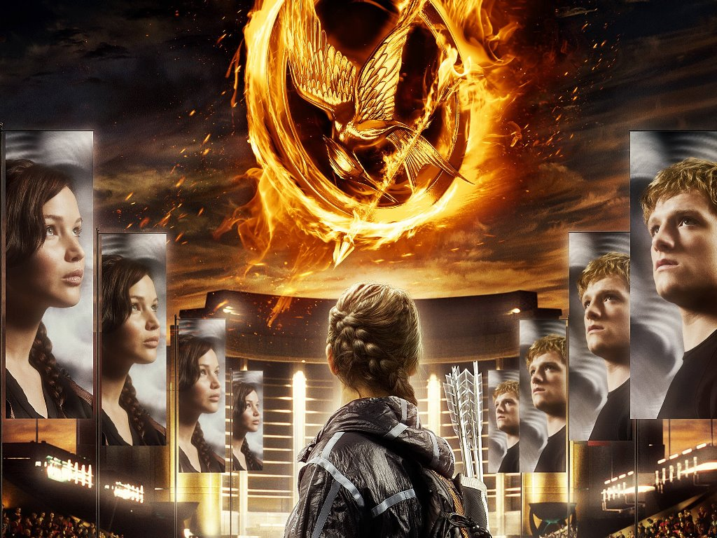 Movies Wallpaper: The Hunger Games