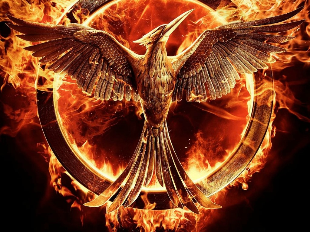 Movies Wallpaper: The Hunger Games - Mockinjay (Part 1)