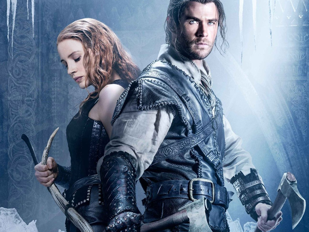 Movies Wallpaper: The Hunstman - Winter's War