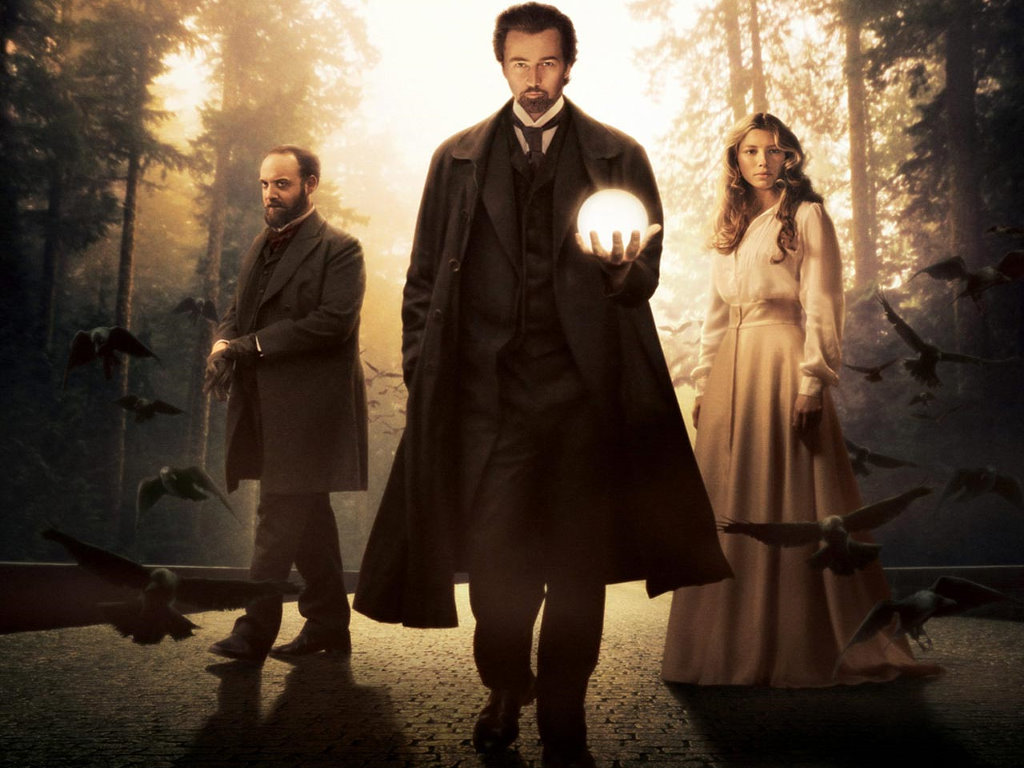Movies Wallpaper: The Illusionist