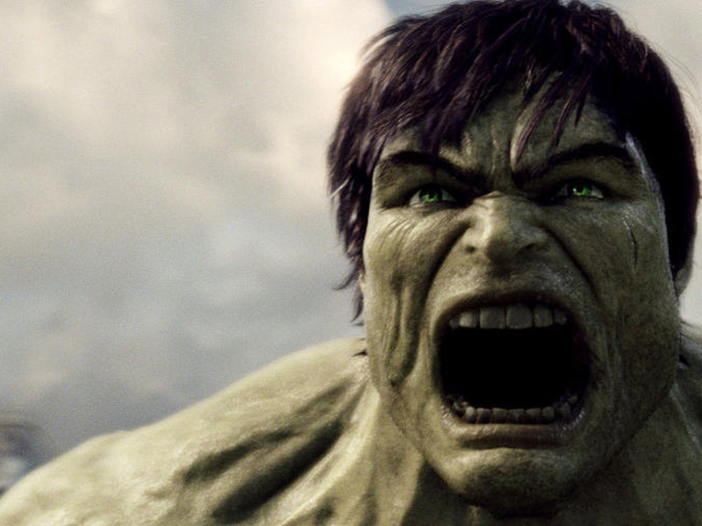 Movies Wallpaper: The Incredible Hulk