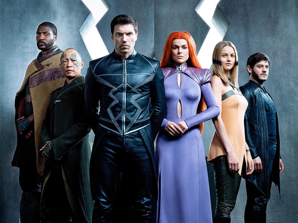 Movies Wallpaper: Inhumans