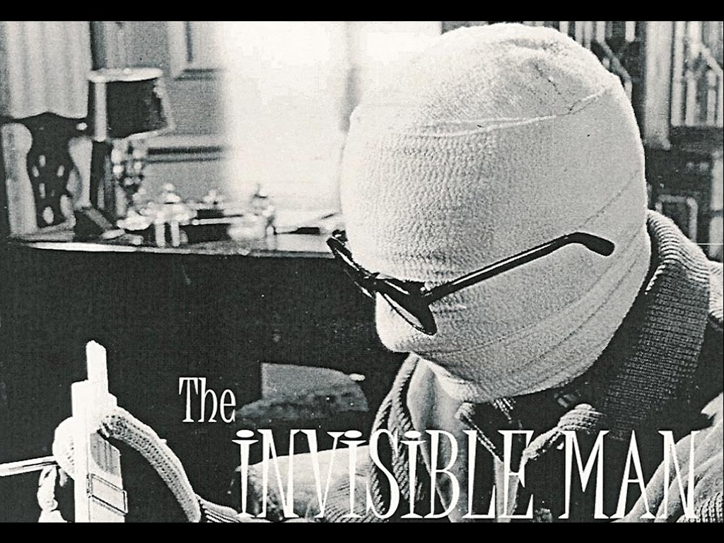 Movies Wallpaper: The Invisible Man