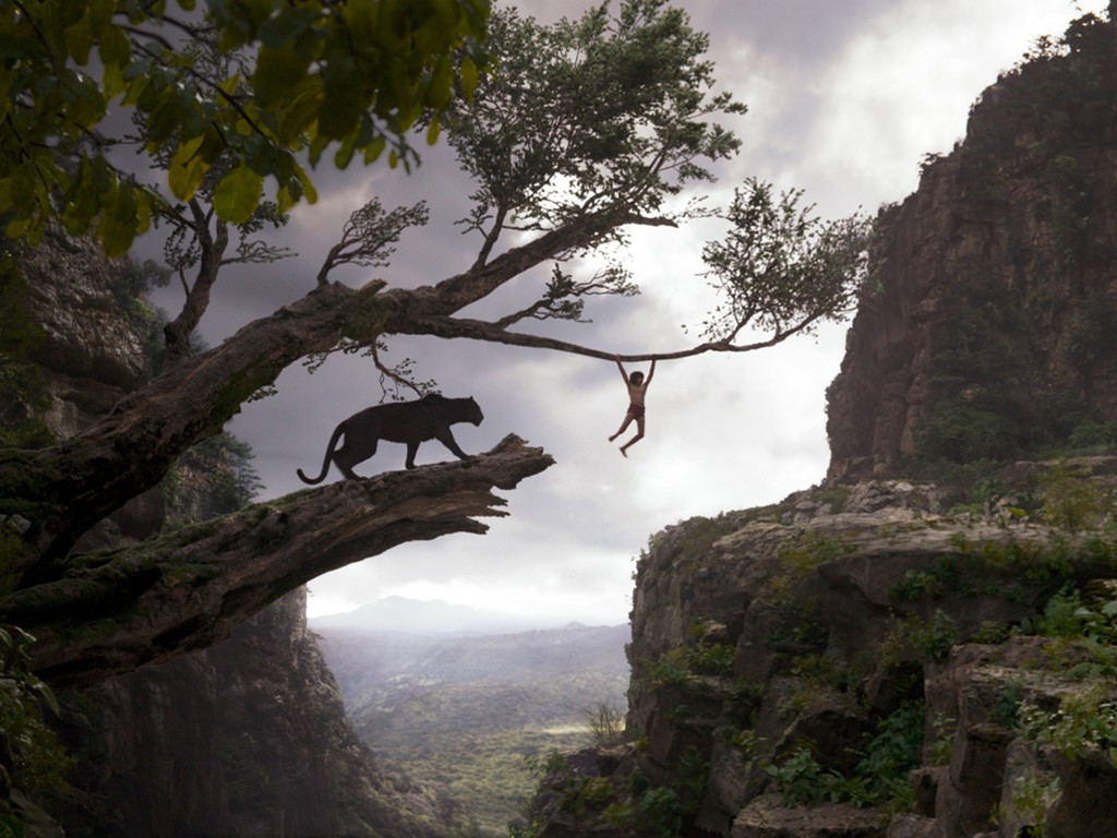 Movies Wallpaper: The Jungle Book