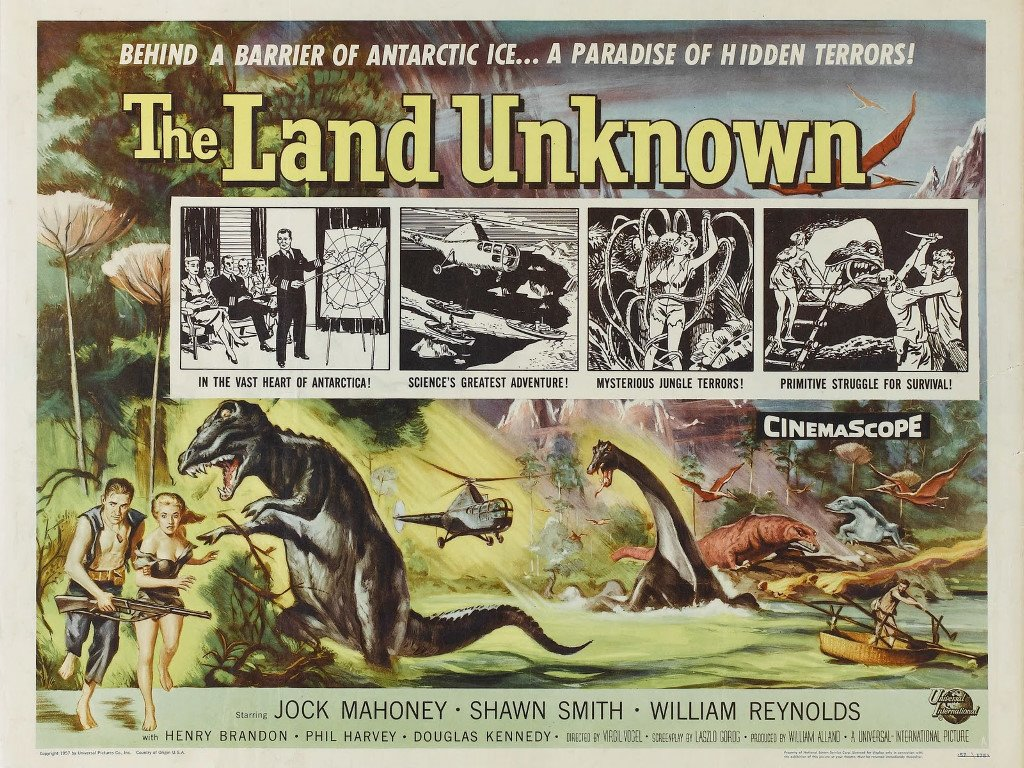 Movies Wallpaper: The Land Unknown